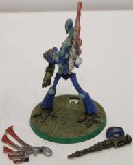 Warlock Titan #5