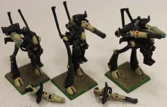 War Walker Collection #1