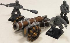 Empire Great Cannon #8