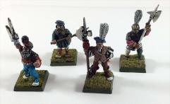 Empire Halberdiers Collection #1