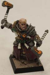 Warrior Priest