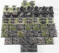 Imperial Guard Infantry Collection #1 - Epic Armageddon