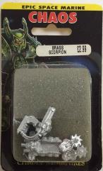 Brass Scorpion