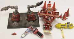 Imperial Guard Imperator Titan #1