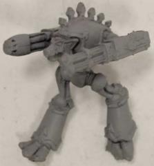 Warhound Titan #9