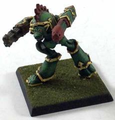 Warhound Titan #16