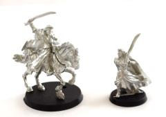 Glorfindel Mounted and on Foot #1