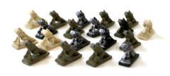 Mole Mortar Collection #1