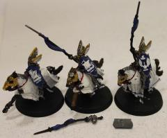 Knights of Dol Amroth Mounted Collection #3