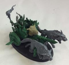 Goblin Wolf Chariot #1