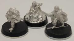 Gollum, Sam & Frodo #3
