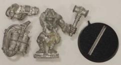 Ork Spanner Boy w/Hammer