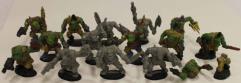 Gorkamorka Ork Boyz Collection #4