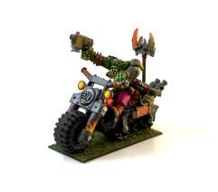 Ork Biker #1