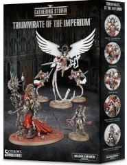 Gathering Storm I - Triumvirate of the Imperium