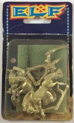 High Elf Champion & Standard (1992 Edition)