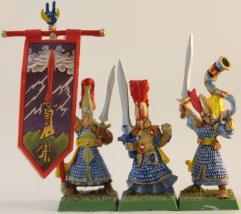 High Elf Archer Command #1