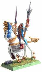High Elf Mounted Mage #9