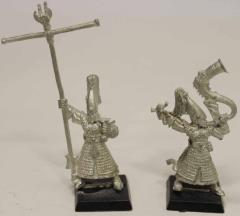 High Elf Spearmen Command Collection #2