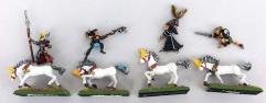 High Elf Horse Surfers #1