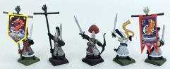 High Elf Command Collection #1