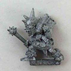 Earwangle - Mudat's Half-Orc Champion #1