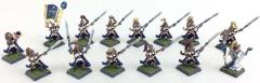 High Elf Everqueen & Her Maiden Guard Collection #4