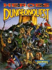 DungeonQuest - Heroes for DungeonQuest