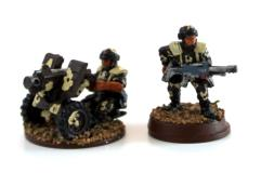 Cadian Heavy Bolter Collection #4
