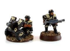 Cadian Heavy Bolter Collection #5