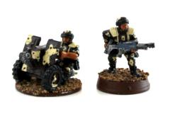 Cadian Heavy Bolter Collection #10