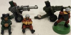 Cadian Heavy Bolter Collection #15