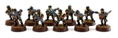 Cadian Shock Troops Collection #10