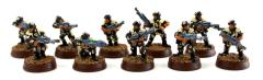 Cadian Shock Troops Collection #12