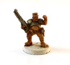 Cadian Lieutenant #2