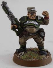 Cadian Lieutenant #3