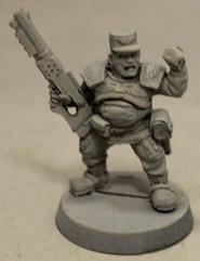 Cadian Lieutenant #4