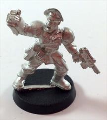 Cadian Lieutenant #7