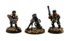 Cadian Mortar Collection #2