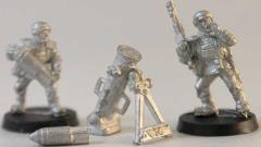 Cadian Mortar Collection #4