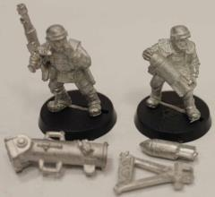 Cadian Mortar Collection #8