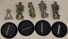 Cadian Mortar Collection #10