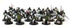 Cadian Shock Troops Collection #24