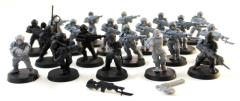 Cadian Shock Troops Collection #26