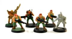 Catachan Jungle Fighters Collection #5