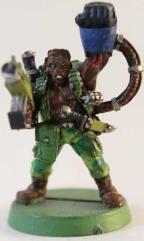 Catachan Captain #3