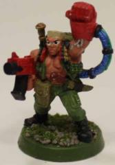 Catachan Captain #4