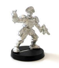 Cadian Officer #6