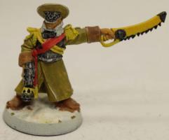Valhallan Lieutenant #2