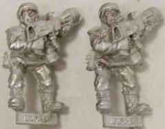 Cadians w/Flamers Collection #1